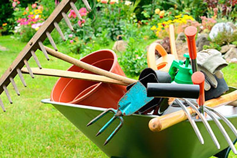 Venta de Equipos y herramientas para jardineria en Concepción
